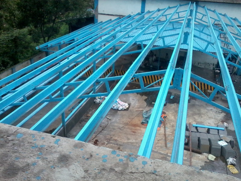 PEB Structures & Roofing